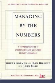 Managing By The Numbers by Chuck Kremer image