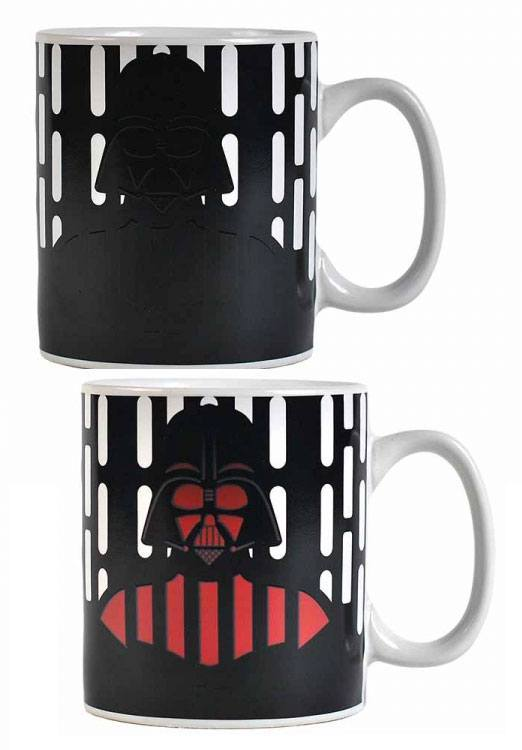 Star Wars Heat Change Mug (Darth Vader)