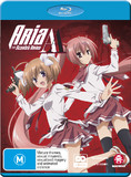 Aria The Scarlet Ammo AA - Complete Season 2 on Blu-ray