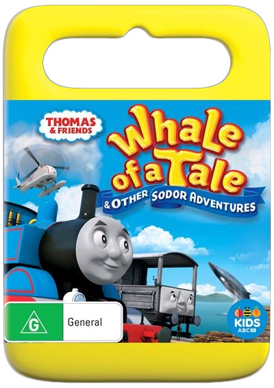 Thomas & Friends: Whale of a Tale on DVD image