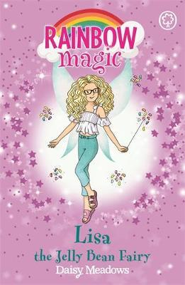 Rainbow Magic: Lisa the Jelly Bean Fairy by Daisy Meadows