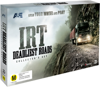 IRT Deadliest Roads Collector's Set on DVD