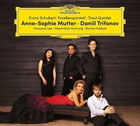 Forellenquintett - Trout Quintet by Anne-Sophie Mutter