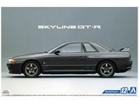 Aoshima: 1/24 Nissan BNR32 Skyline GT-R '89 Model Kit