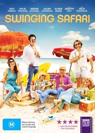 Swinging Safari on DVD