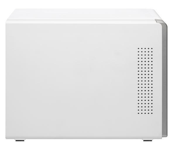 QNAP TS-431P NAS, 4BAY (NO DISK), 1GB, AL-212 DUAL CORE, USB 3.0(3), GbE(2), TWR, 2YR
