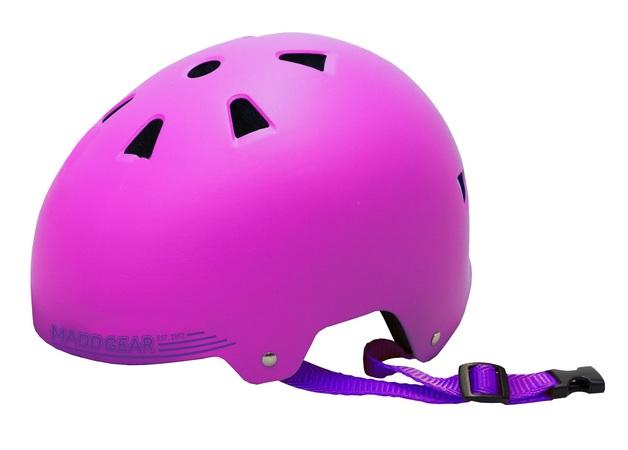 MADD Gear: Multi-Sport Helmet - S/M (Pink)