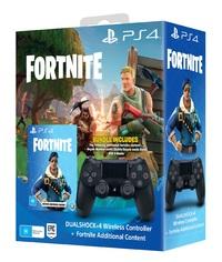 PlayStation 4 Dual Shock 4 v2 Wireless Controller - Fortnite Bundle for PS4