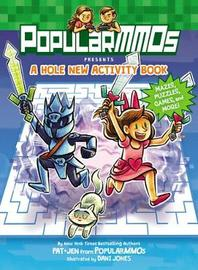 PopularMMOs Presents A Hole New Activity Book by PopularMMOs