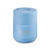 Frank Green: Stainless Steel Reusable Smart Cup - Little Boy Blue (60z/177ml)
