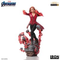 Avengers: Endgame - 1/10 Scarlet Witch - Battle Diorama Statue