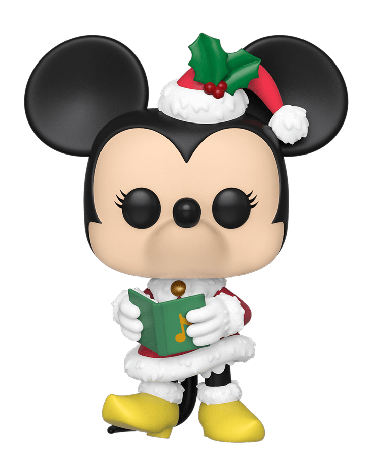 Disney: Holiday Minnie Mouse - Pop! Vinyl Figure image