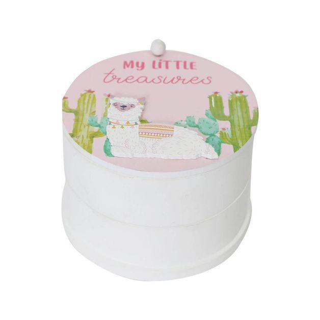 Splosh: Furry Little Friends Trinket Box