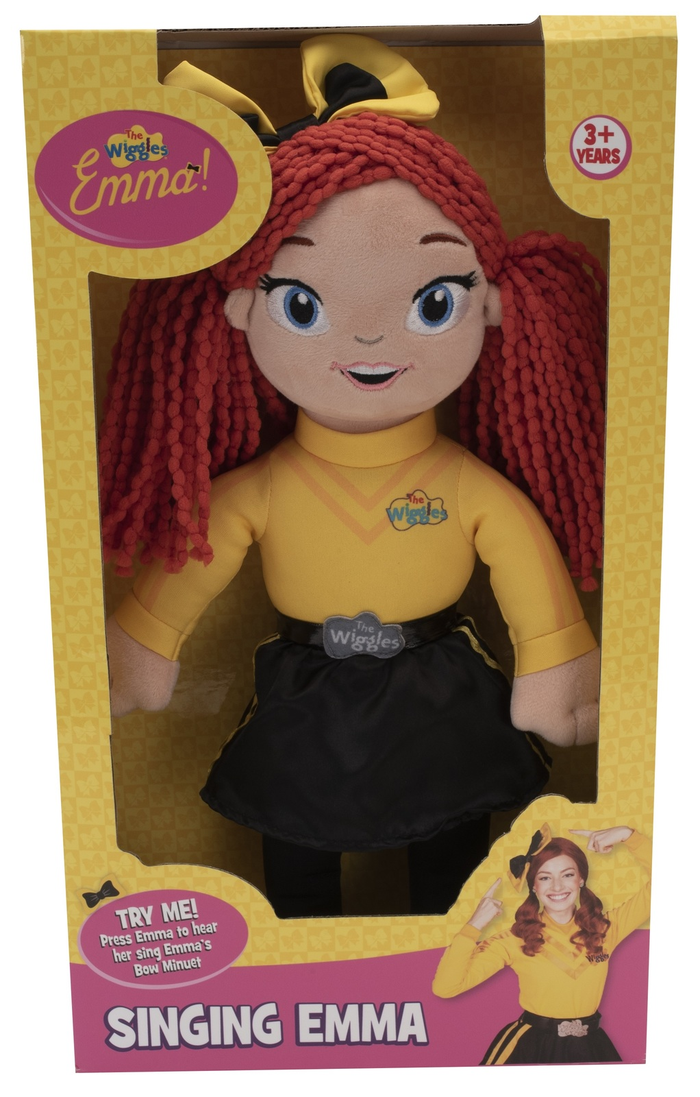 The Wiggles: Singing Plush - Emma image