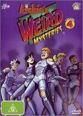 Archie's Weird Mysteries: Volume 4 on DVD