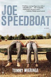 Joe Speedboat by Tommy Wieringa image