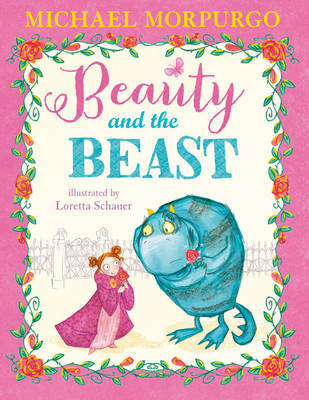Beauty and the Beast by Michael Morpurgo image
