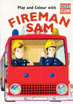 Fireman Sam Wipe Clean Book image