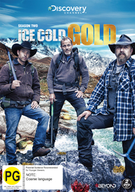 Ice Cold Gold - Season Two on DVD