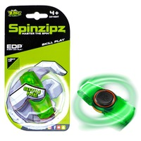 Spinzipz - Spinteck (Green)