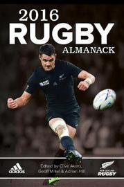 2016 Rugby Almanack by Clive Akers image