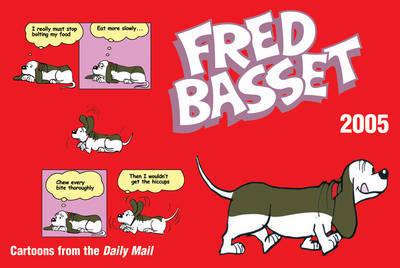 Fred Basset by Alex Graham