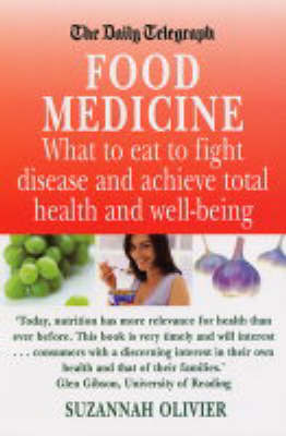 Food Medicine by Suzannah Olivier image