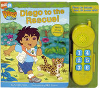 Diego to the Rescue by Nickelodeon image