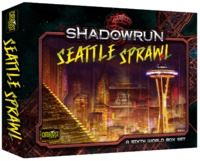 Shadowrun RPG: Seattle Sprawl Box Set image