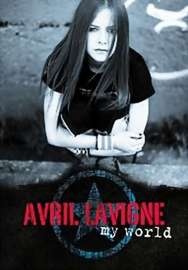 Avril Lavigne - My World (2 Disc Set) on DVD image