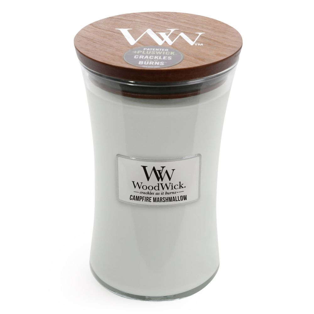 Woodwick Candle - Campfire Marshmallow (Large) image