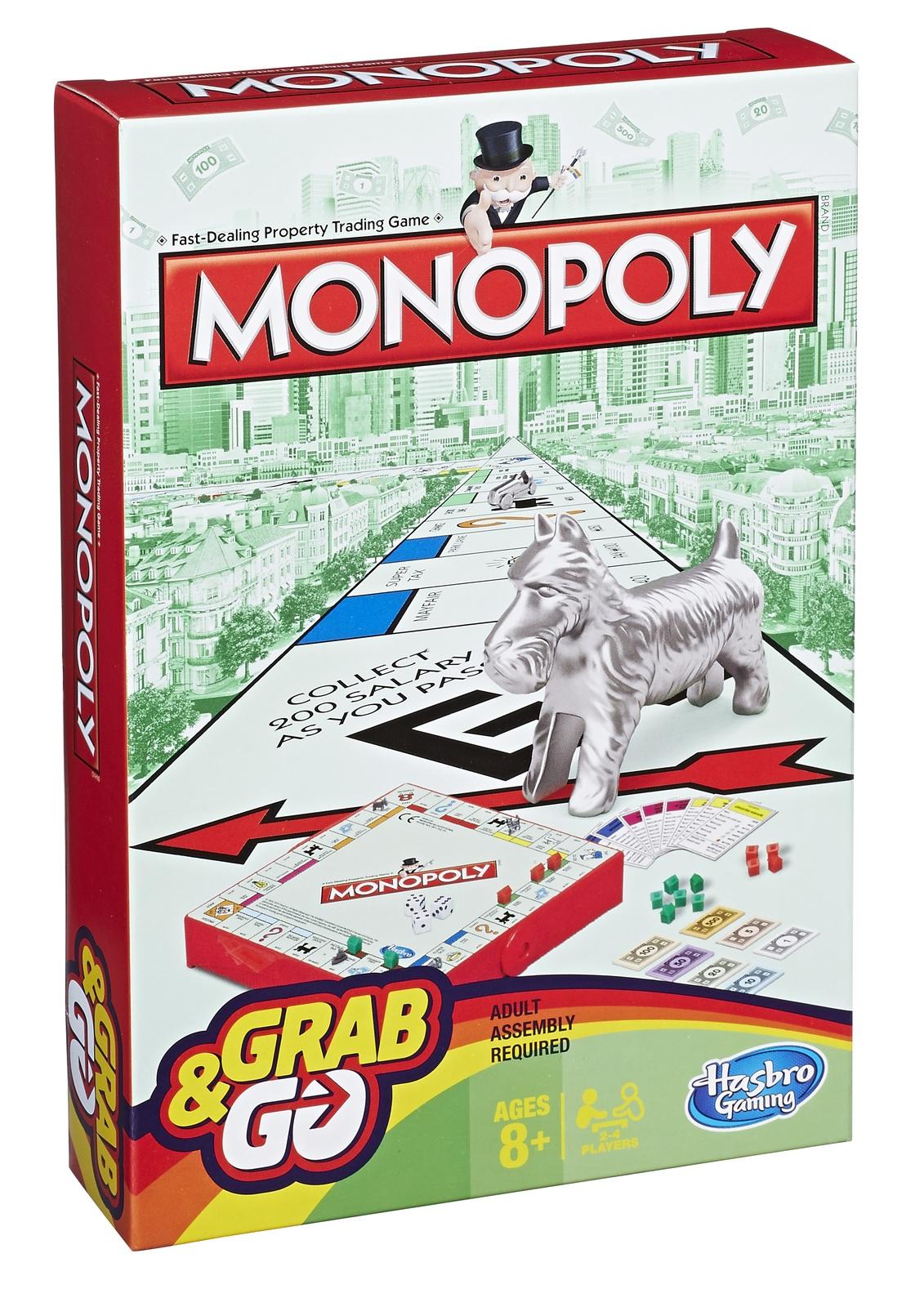 Monopoly - Grab & Go Edition image