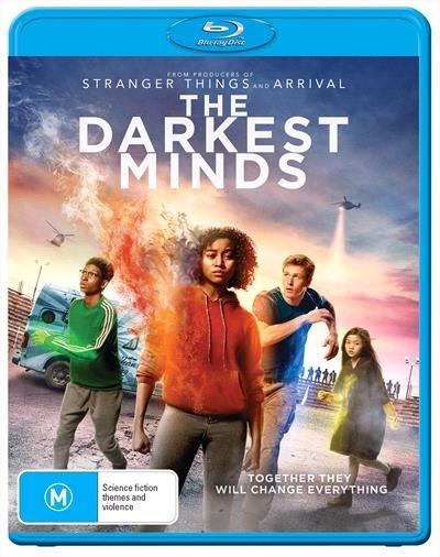 The Darkest Minds on Blu-ray