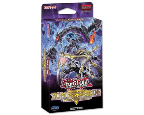 Yu-Gi-Oh TCG Structure Deck: Zombie Hoard