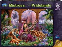 Holdson: 1000 Piece Puzzle - Mistress of the Pridelands (Indian Harmony)