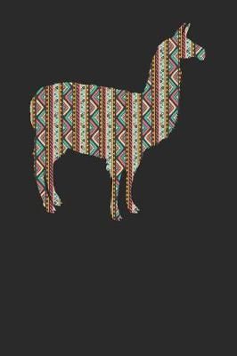 Llama With Tribal Pattern by Llama Publishing