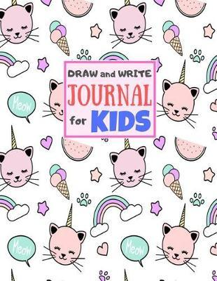 Draw and Write Journal for Kids by Fabian Vaughn Crafts