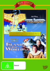 Condorman / Island At The Top Of The World - Collector's Double Pack (2 Disc Set) on DVD