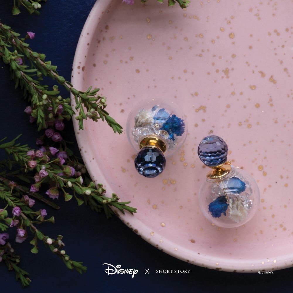 Disney Bubble Earring - Cinderella image