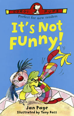 It's Not Funny by Jan Page image