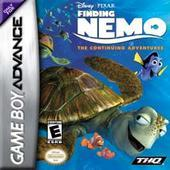 Finding Nemo: The Continuing Adventures for Game Boy Advance