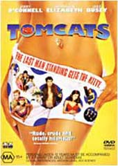Tomcats on DVD