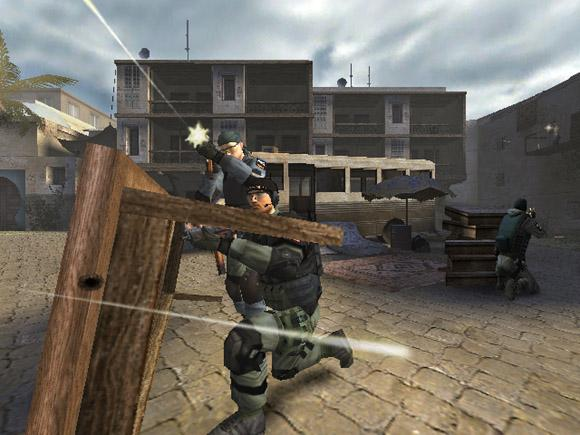 Tom Clancy's Rainbow Six: Lockdown for PlayStation 2 image