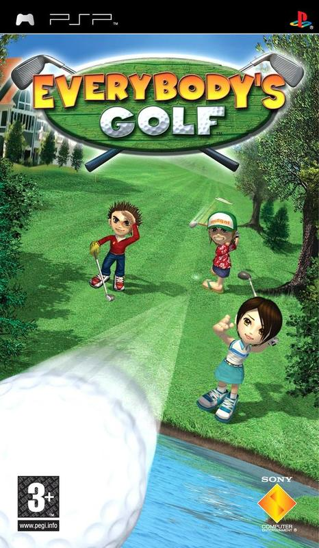 Everybody's Golf for PSP