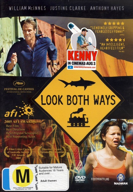 Look Both Ways on DVD