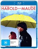 Harold & Maude on Blu-ray