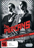 The Americans - The Complete First Season DVD