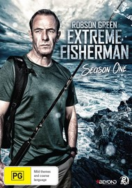 Robson Green: Extreme Fisherman - Season One on DVD