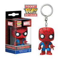 Spiderman: Spider-Man Pocket Pop! Keychain