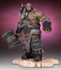 Warcraft Movie - 1:6 Ogrim Statue